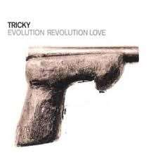 Coverafbeelding Evolution Revolution Love - Tricky