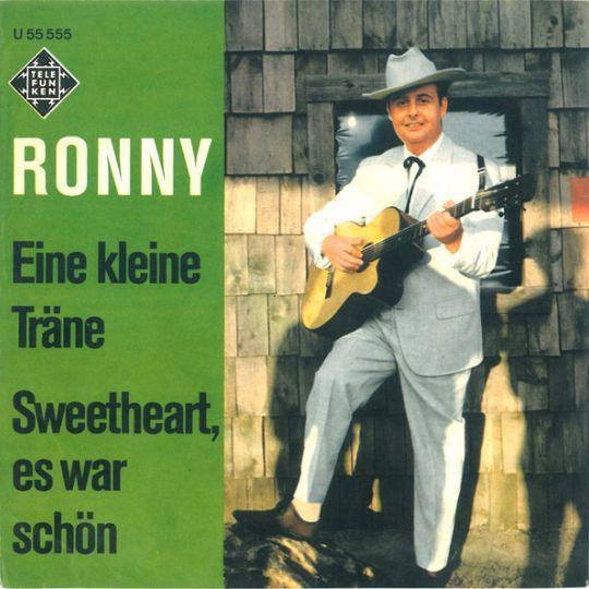 Coverafbeelding Eine Kleine Träne - Ronny