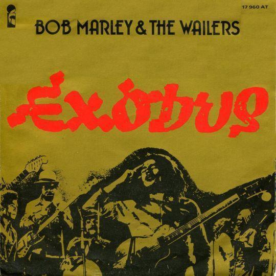 Coverafbeelding Exodus - Bob Marley & The Wailers