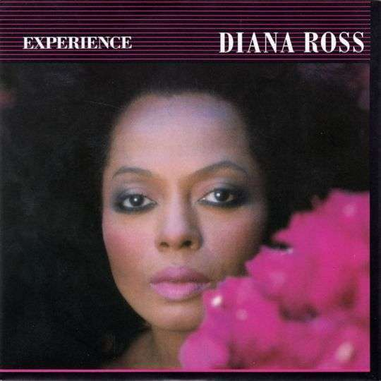 Coverafbeelding Experience - Diana Ross