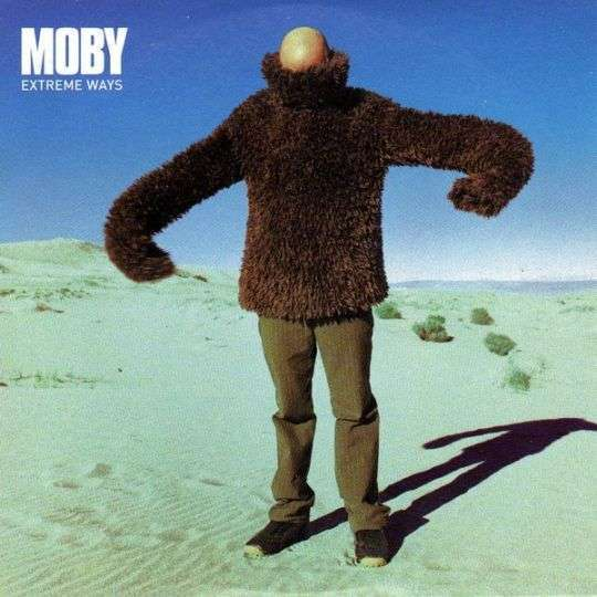 Coverafbeelding Extreme Ways - Moby