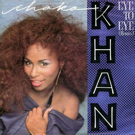 Coverafbeelding Eye To Eye (Remix) - Chaka Khan