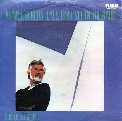 Coverafbeelding Eyes That See In The Dark - Kenny Rogers