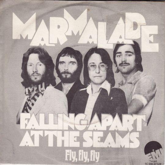 Coverafbeelding Falling Apart At The Seams - Marmalade