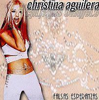 Coverafbeelding Christina Aguilera - Falsas Esperanzas