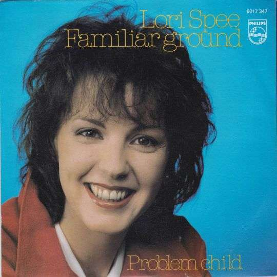 Coverafbeelding Lori Spee - Familiar Ground
