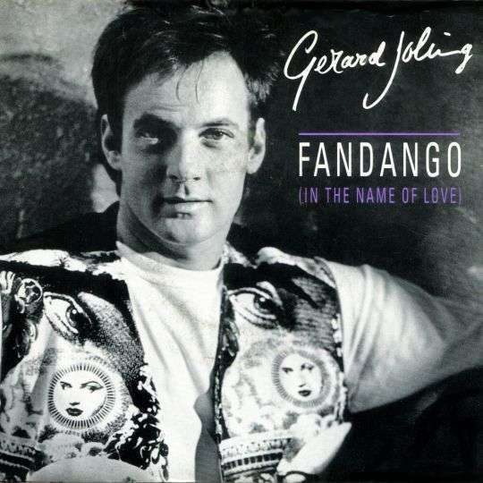 Coverafbeelding Fandango (In The Name Of Love) - Gerard Joling