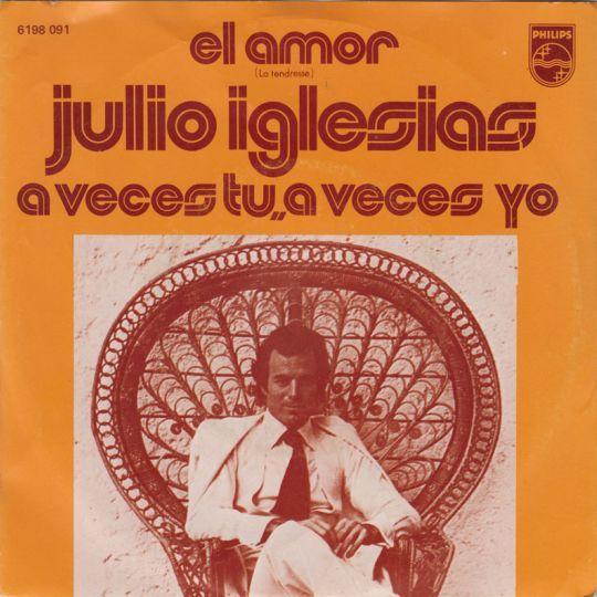 Coverafbeelding El Amor (La Tendresse) - Julio Iglesias