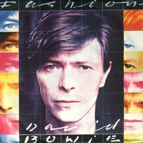 Coverafbeelding Fashion - David Bowie