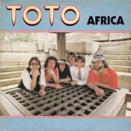 Coverafbeelding Africa - Toto