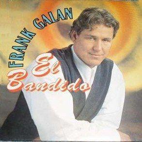 Coverafbeelding El Bandido - Frank Galan