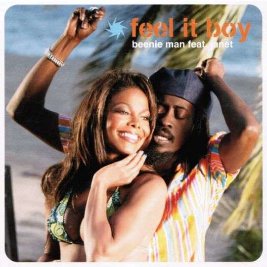 Coverafbeelding Beenie Man feat. Janet - Feel It Boy
