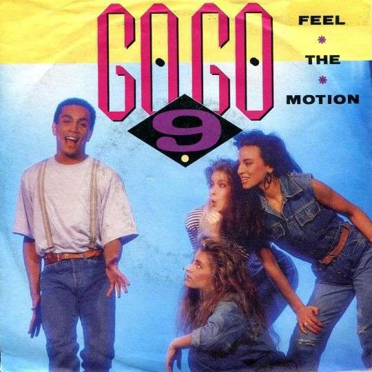 Coverafbeelding Go Go 9 - Feel The Motion