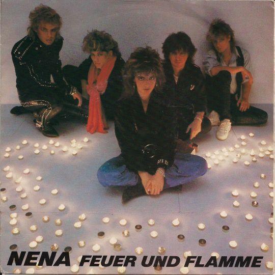 Coverafbeelding Feuer Und Flamme - Nena