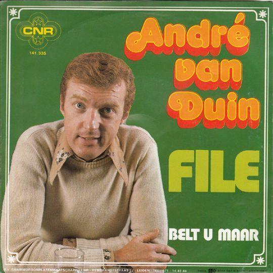 Coverafbeelding File - André Van Duin