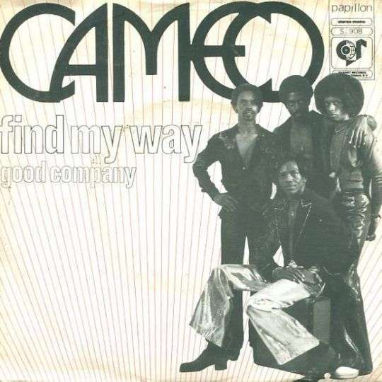 Coverafbeelding Find My Way - Cameo