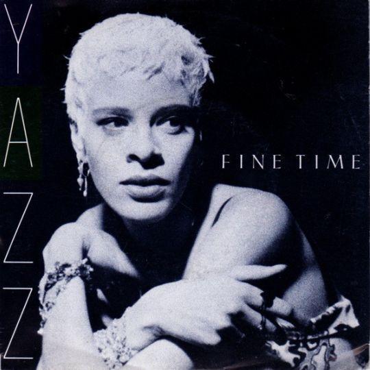 Coverafbeelding Fine Time - Yazz