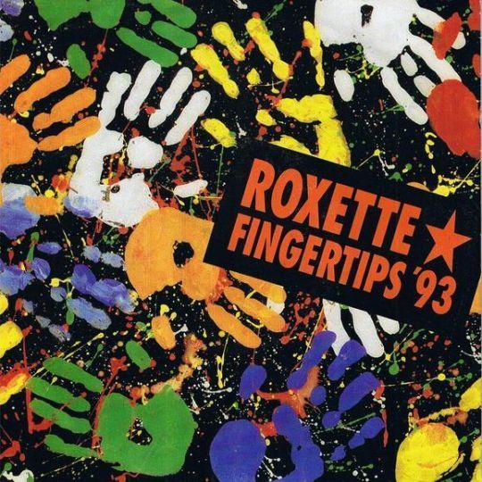 Coverafbeelding Fingertips '93 - Roxette