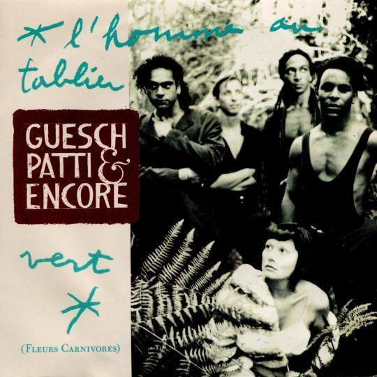 Coverafbeelding L'homme Au Tablier Vert (Fleurs Carnivores) - Guesch Patti & Encore
