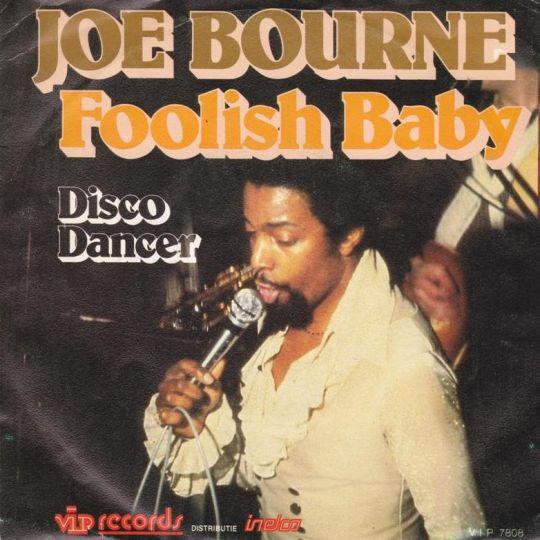 Coverafbeelding Foolish Baby - Joe Bourne