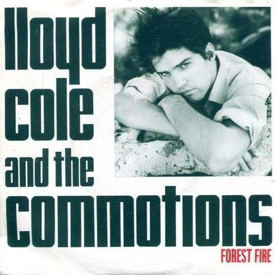 Coverafbeelding Forest Fire - Lloyd Cole And The Commotions