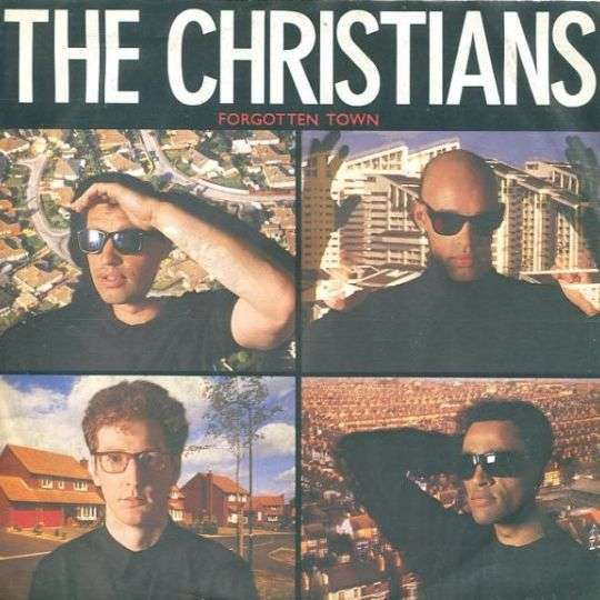 Coverafbeelding Forgotten Town - The Christians