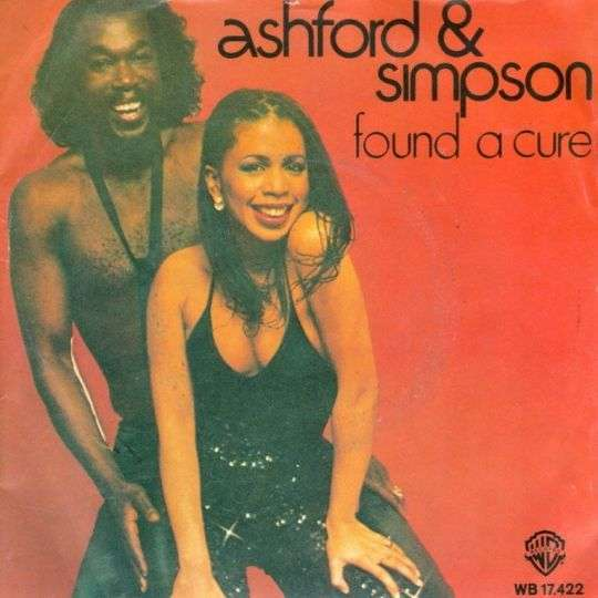 Coverafbeelding Found A Cure - Ashford & Simpson