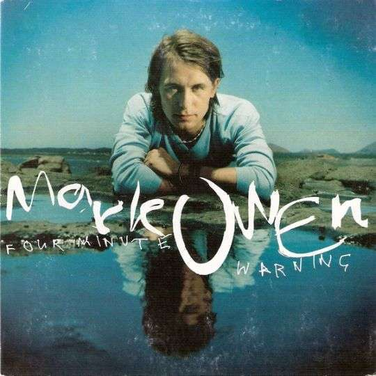 Coverafbeelding Four Minute Warning - Mark Owen