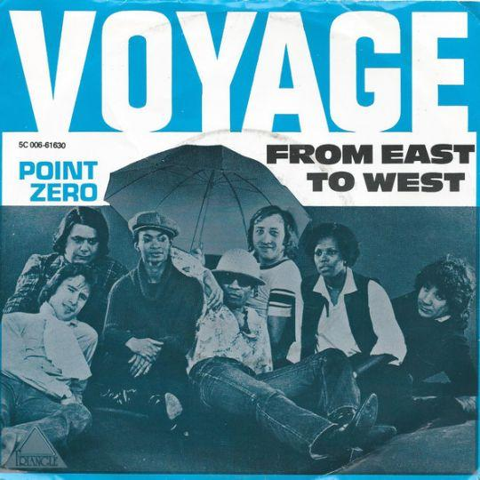Coverafbeelding From East To West - Voyage