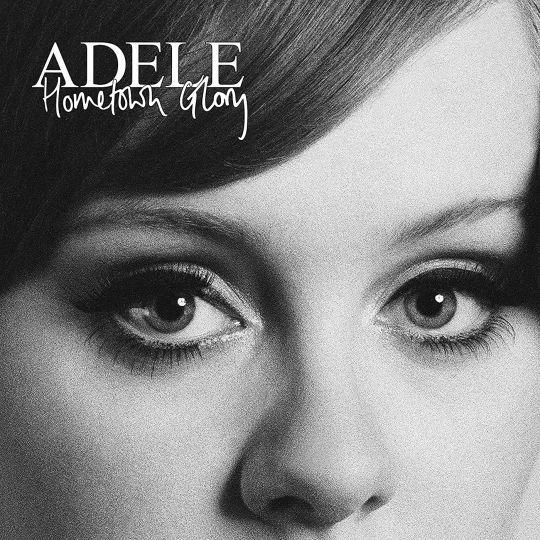 Coverafbeelding Hometown Glory - Adele