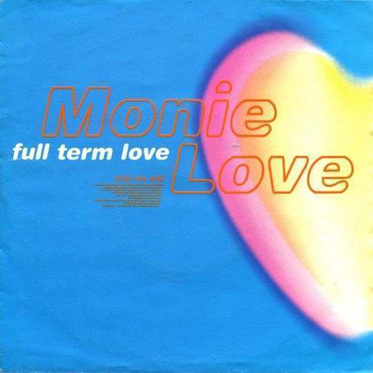 Coverafbeelding Full Term Love - Monie Love