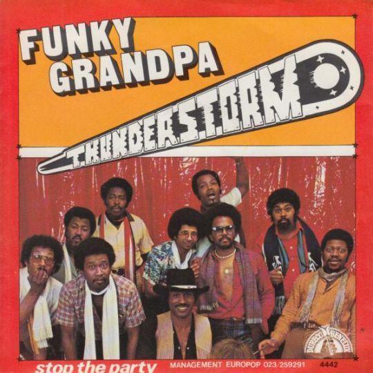 Coverafbeelding Funky Grandpa - Thunderstorm
