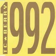 Coverafbeelding TC Berry - 1992 : Funky Guitar