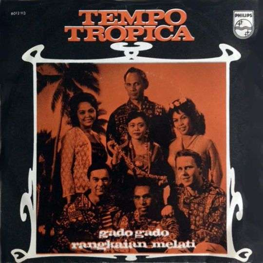 Coverafbeelding Tempo Tropica - Gado Gado