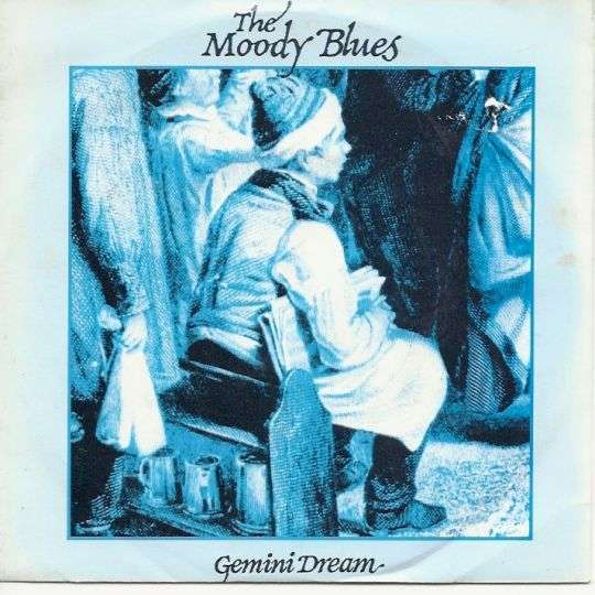 Coverafbeelding Gemini Dream - The Moody Blues