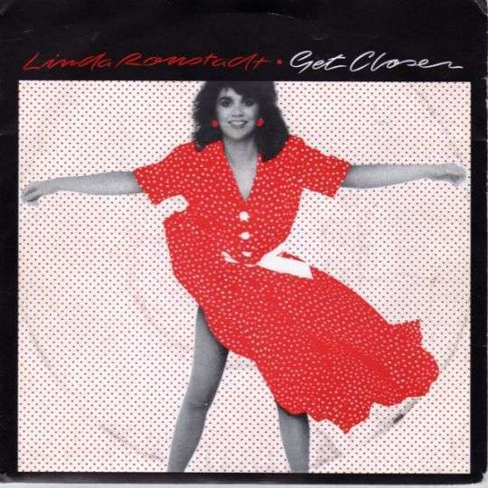Coverafbeelding Get Closer - Linda Ronstadt