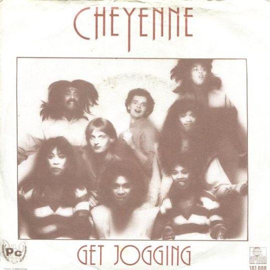 Coverafbeelding Get Jogging - Cheyenne
