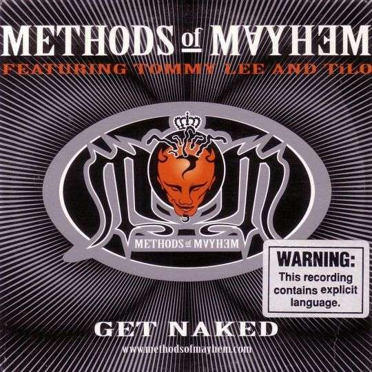 Coverafbeelding Methods Of Mayhem featuring Tommy Lee and Tilo - Get Naked