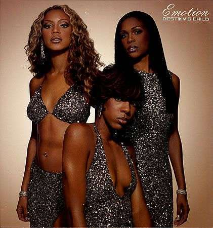 Coverafbeelding Emotion - Destiny's Child
