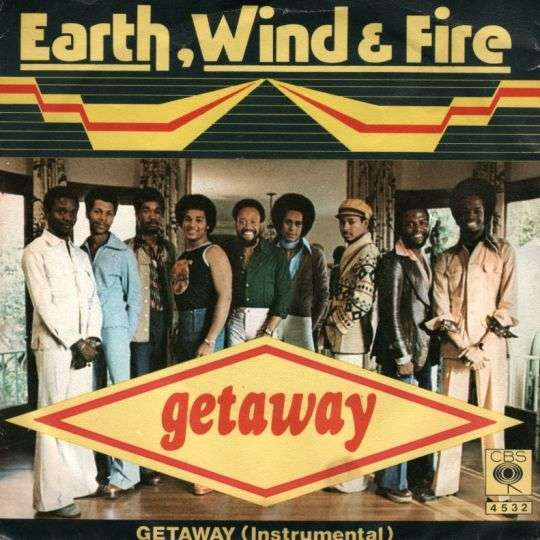 Coverafbeelding Getaway - Earth, Wind & Fire