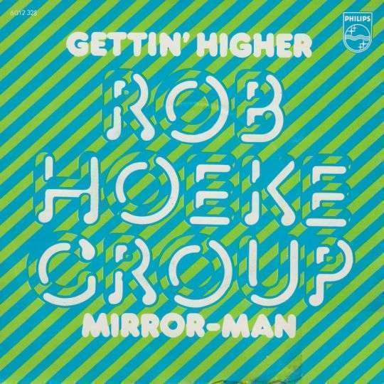 Coverafbeelding Gettin' Higher - Rob Hoeke Group