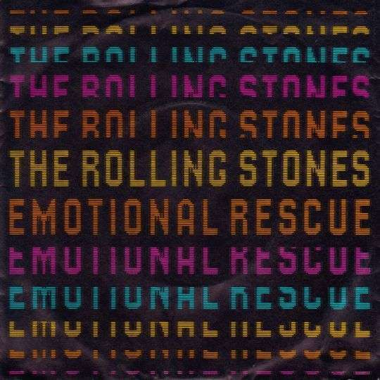 Coverafbeelding Emotional Rescue - The Rolling Stones