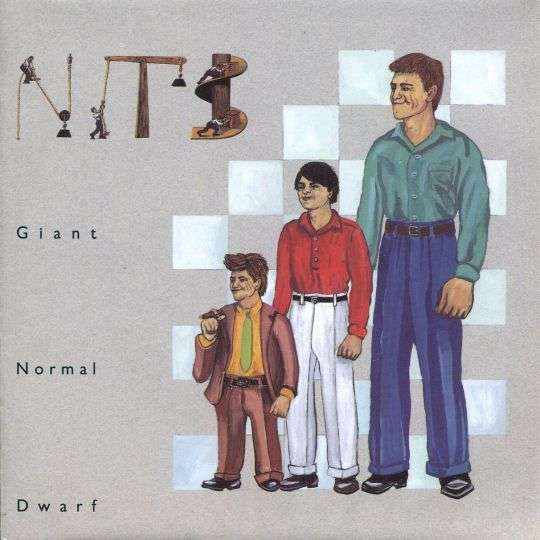 Coverafbeelding Giant Normal Dwarf - Nits