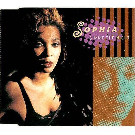 Coverafbeelding Gimme The Night - Sophia ((1992))