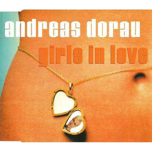 Coverafbeelding Andreas Dorau - Girls In Love