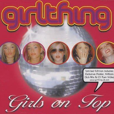 Coverafbeelding Girls On Top - Girl Thing