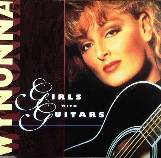 Coverafbeelding Girls With Guitars - Wynonna
