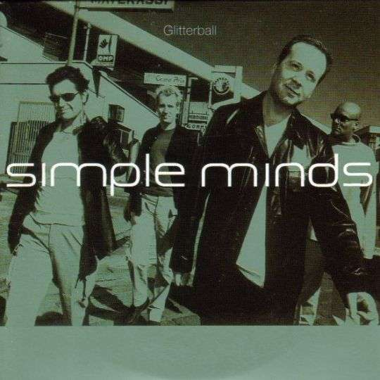 Coverafbeelding Glitterball - Simple Minds