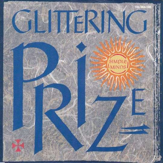 Coverafbeelding Glittering Prize - Simple Minds