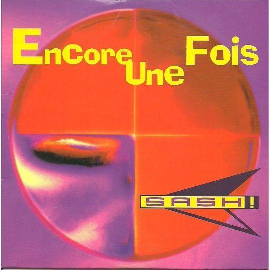 Coverafbeelding Encore Une Fois - Sash!